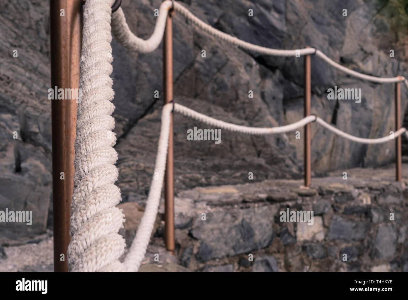 Main Courante Escalier Corde main courante en corde photos & main courante en corde