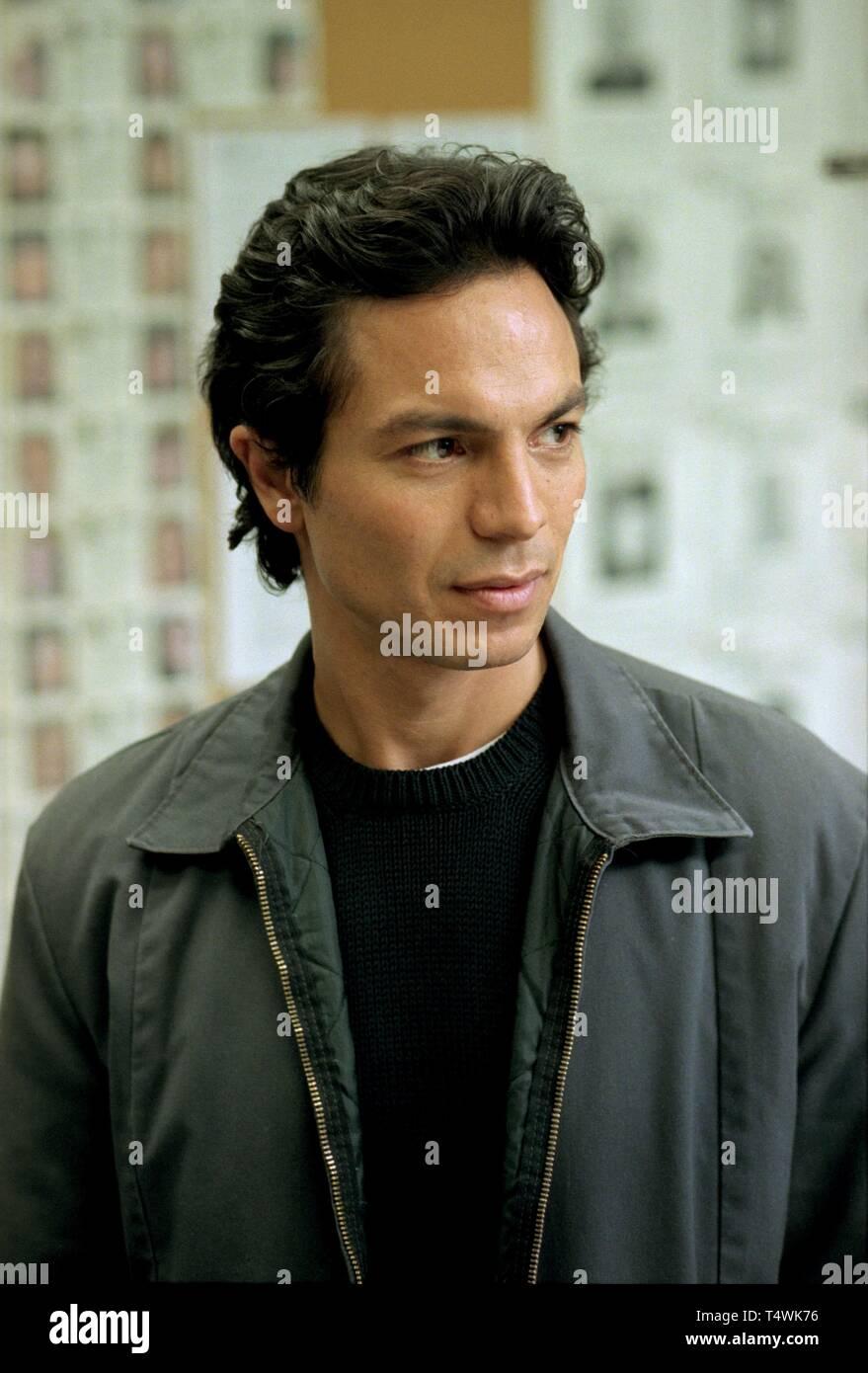 BENJAMIN BRATT, abandonner, 2002 Photo Stock