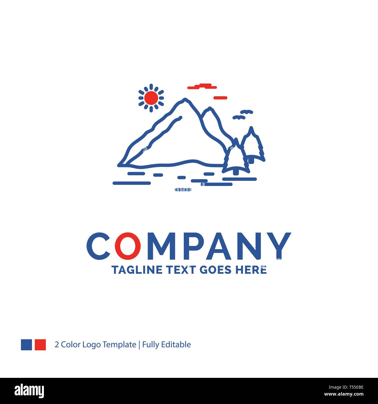 Nom D Entreprise Paysagiste sun sea logo abstract creative photos & sun sea logo