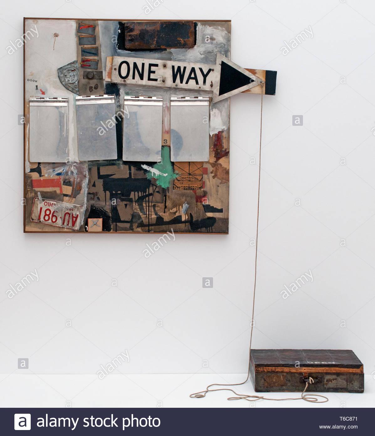 Marcel Duchamp né en France 1887 French American peintre, sculpteur, le cubisme, Dada, et l'art conceptuel. Photo Stock