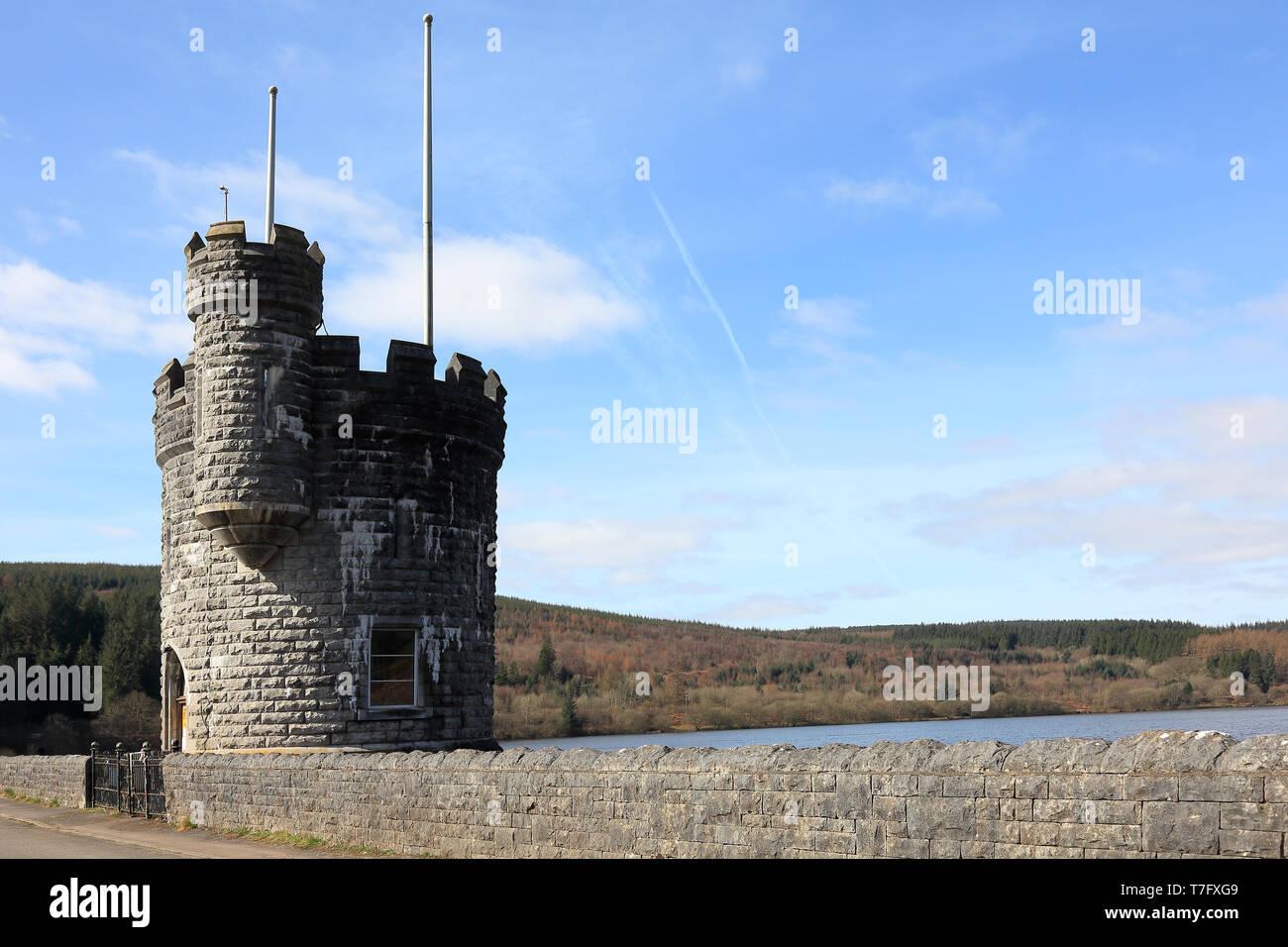 Lac Llwyn Onn Photo Stock