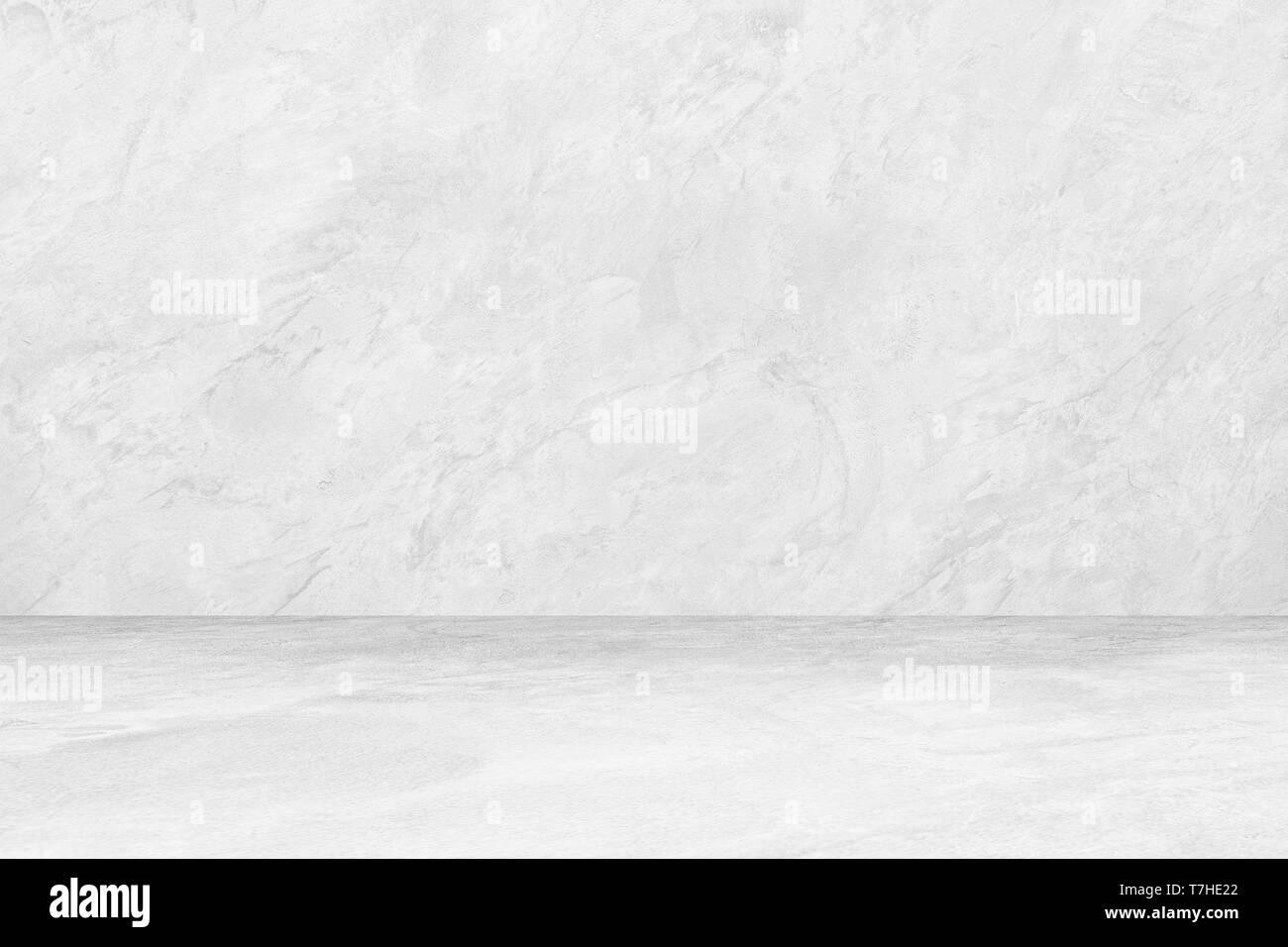 Mur De Ciment Blanc Grunge Fond Closeup Texture Grunge