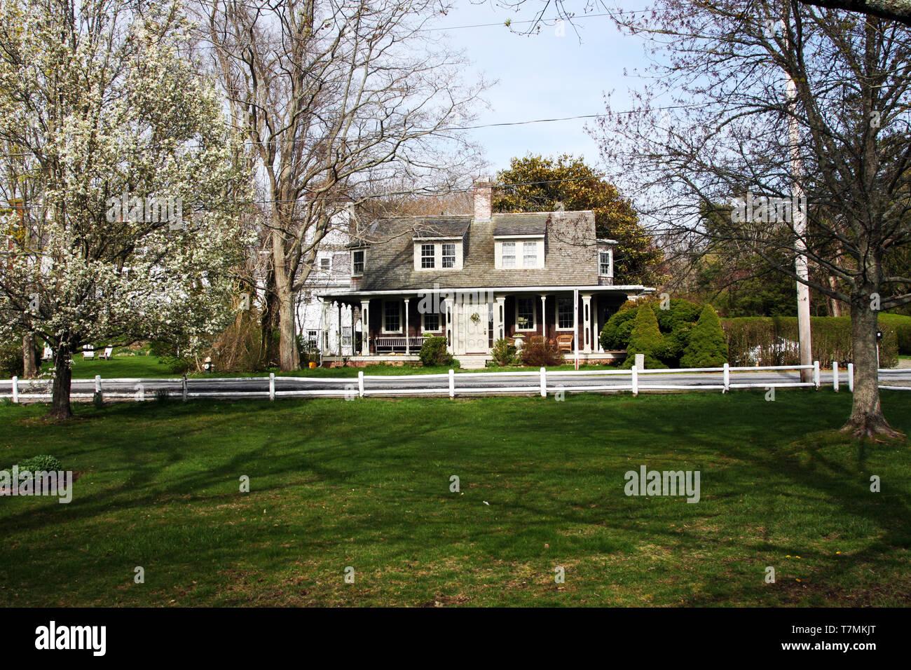 USA, Massachusetts, Cape Cod, New England, Photo Stock