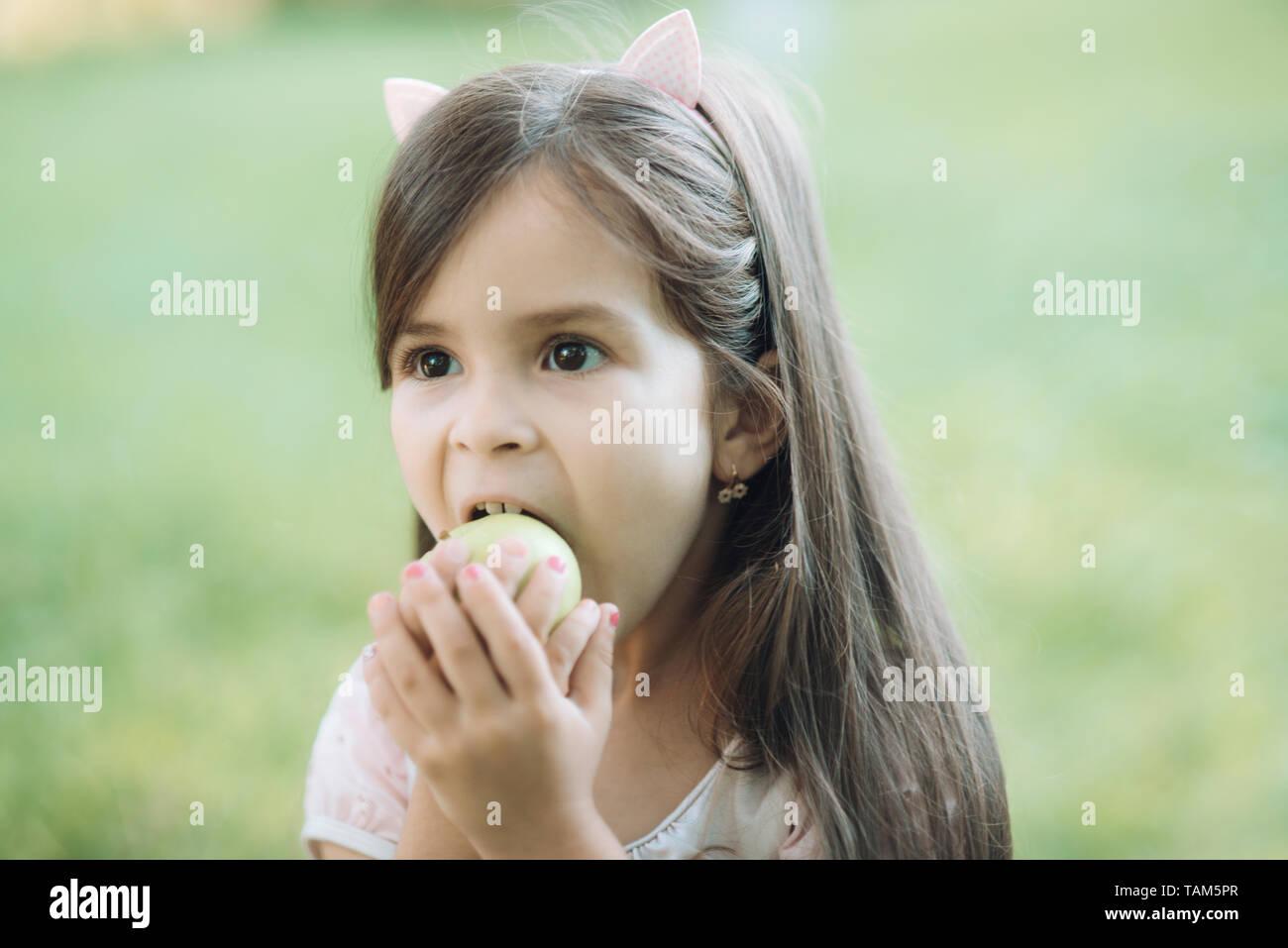 La nourriture, l'alimentation, la vitamine Photo Stock
