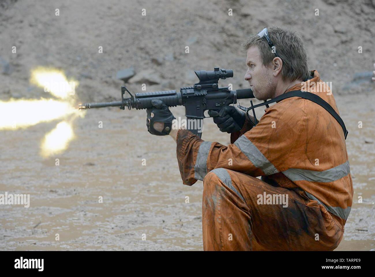 SON OF A GUN 2014 film avec Ewan McGregor Photo Stock