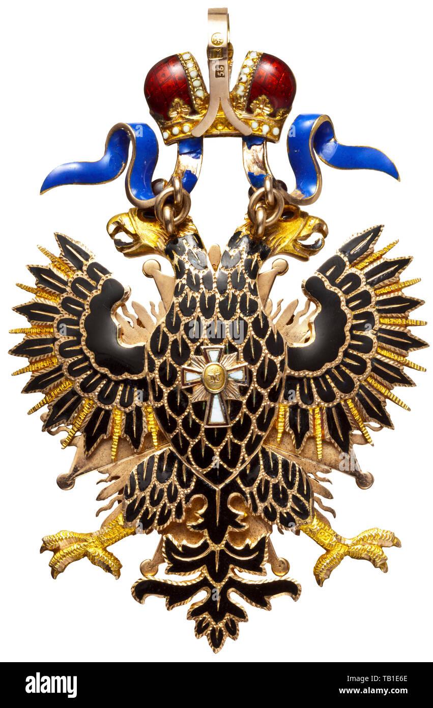 Imperial Russian Order Banque D Image Et Photos Alamy