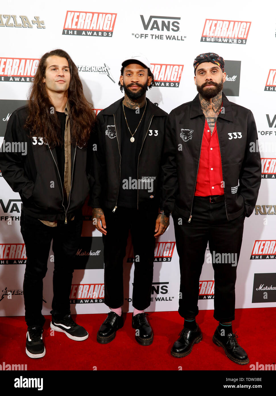 Kerrang rencontres prix Bureau datant citations