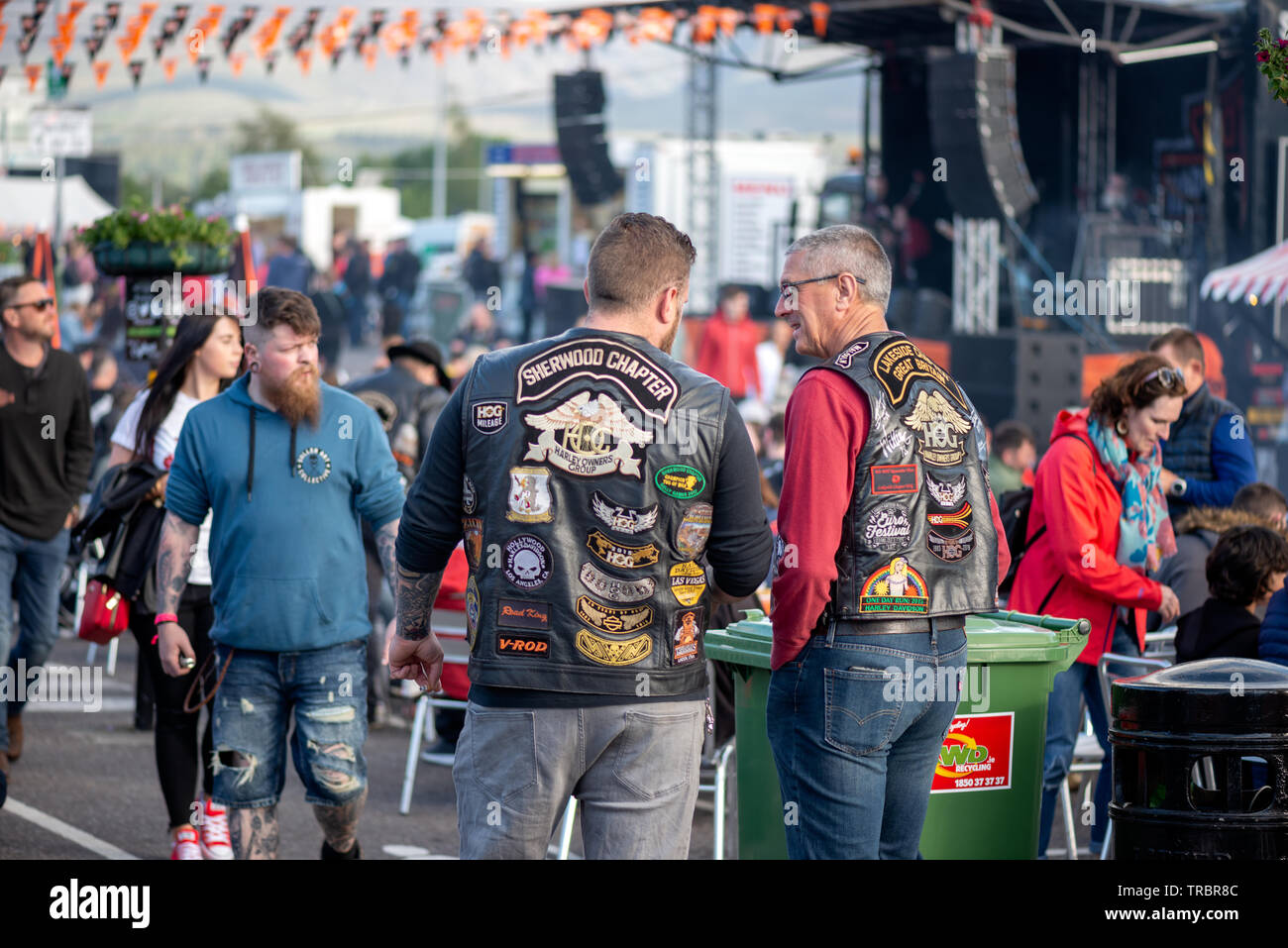Motorcycle Chapter Photos & Motorcycle Chapter Images - Alamy