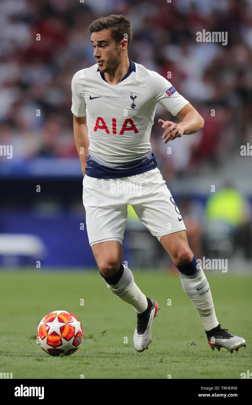 HARRY WINKS, Tottenham Hotspur FC, 2019 Banque D'Images
