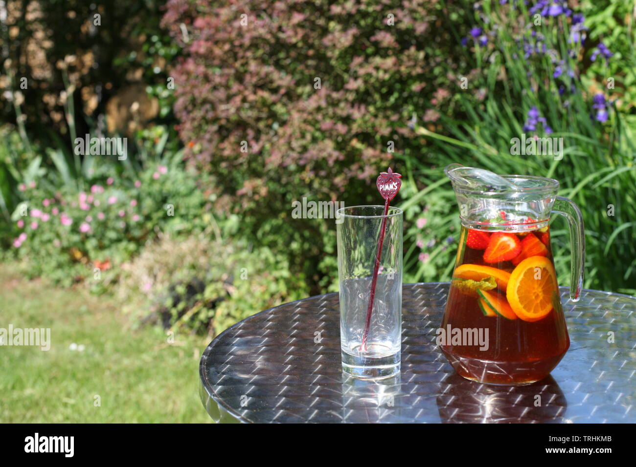 Pimms Oclock Banque D Image Et Photos Alamy