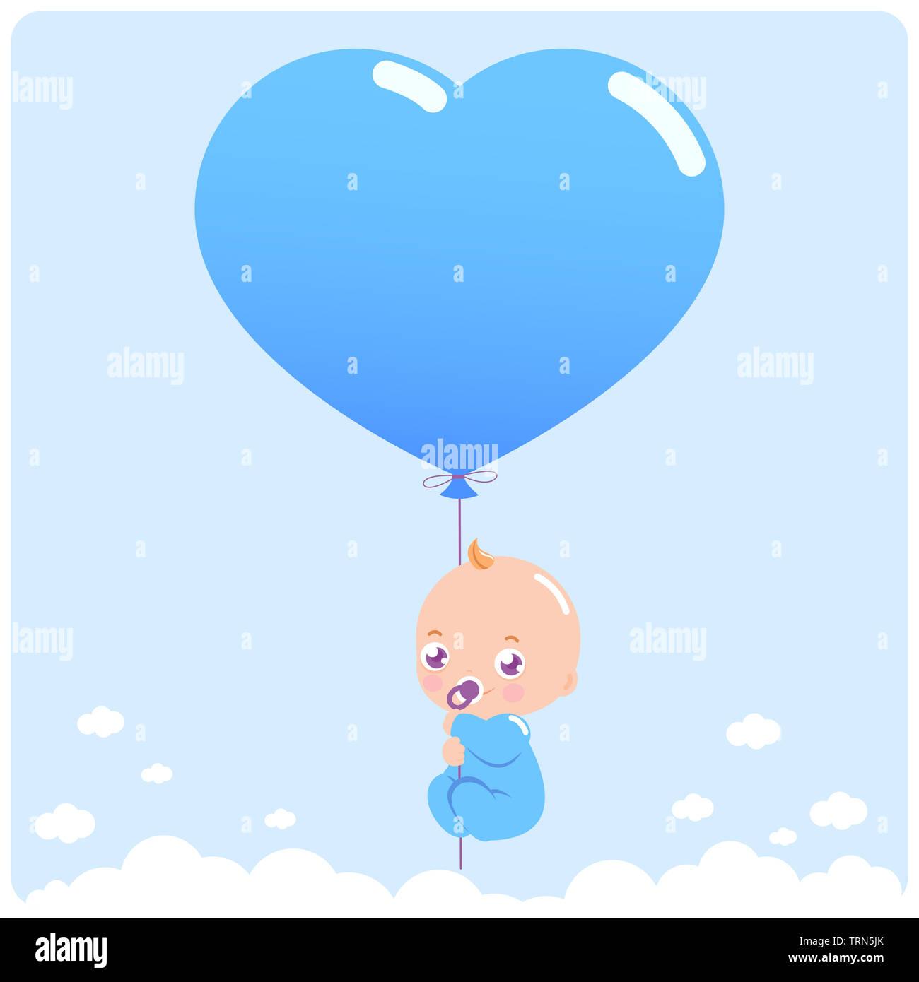 Anniversaire ballons nuage blanc feuille ballons Baby Shower Party De pD