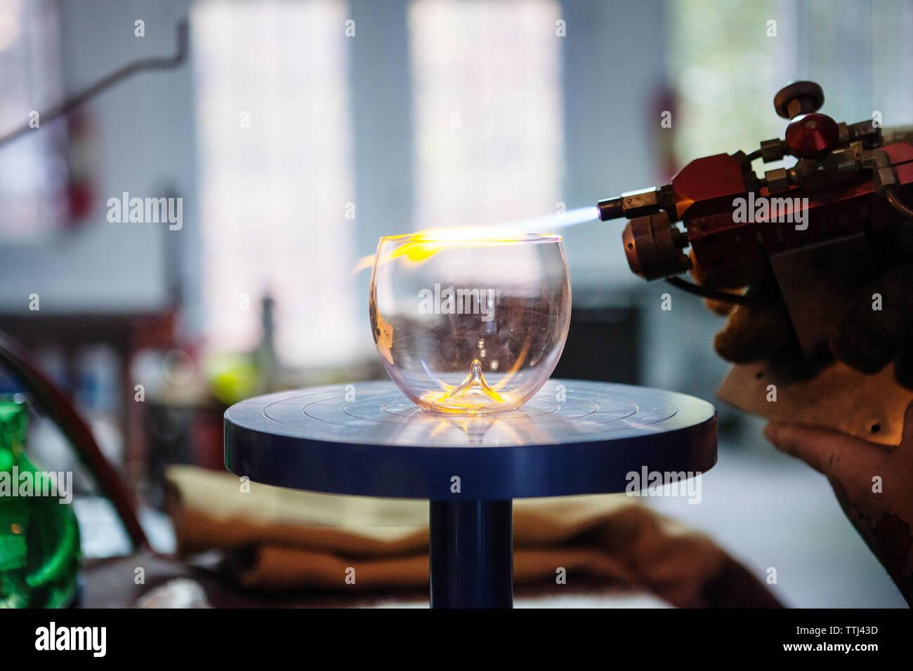 Souffleur De Verre Ile De Ré souffleur de verre photos & souffleur de verre images - alamy