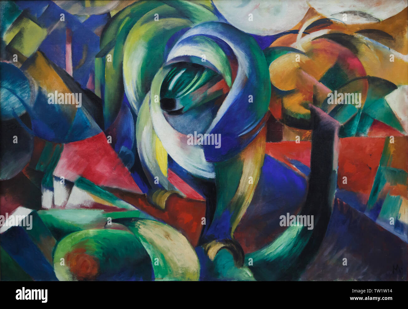 Expressionnisme Allemand Banque D Image Et Photos Alamy