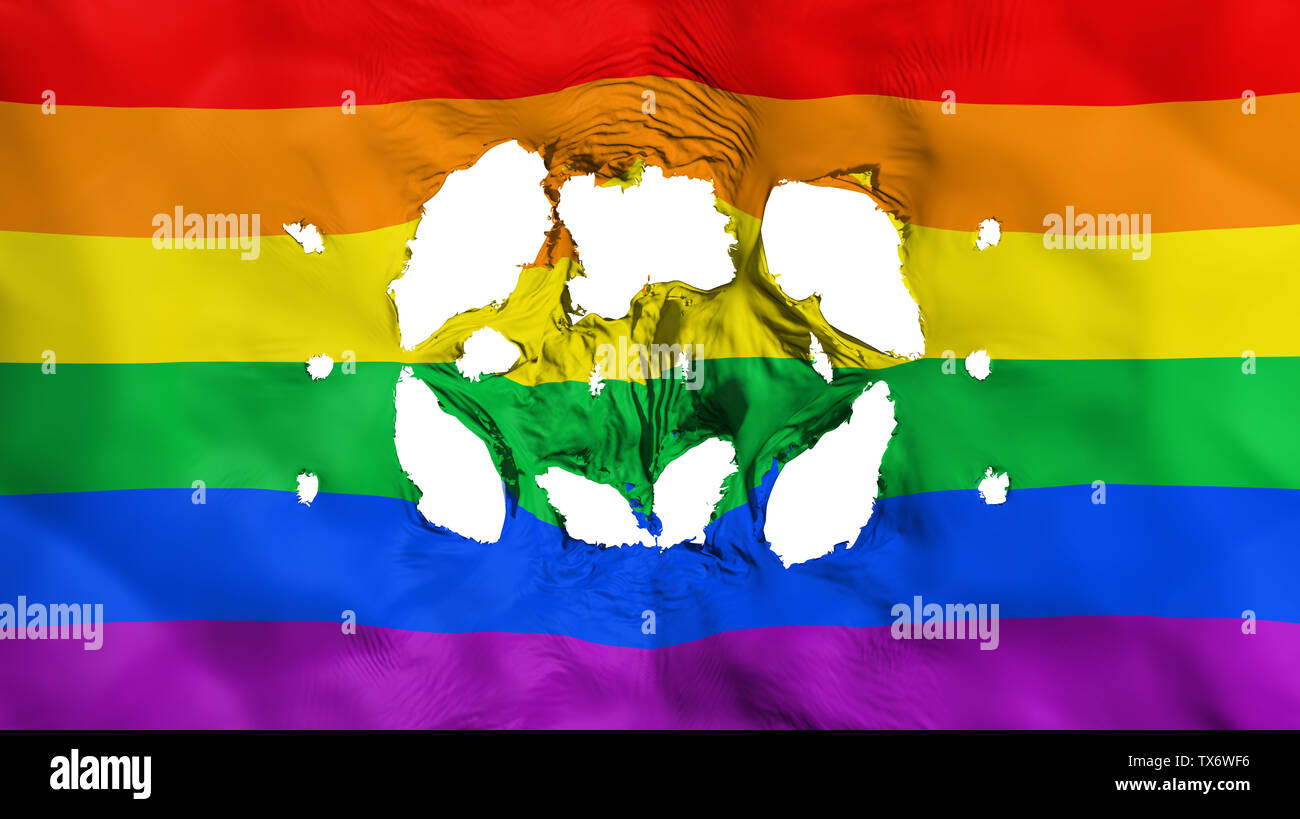 /Éventail arc-en-ciel drapeau GAY eventail rainbow flag Gay pride mouvement LGBT