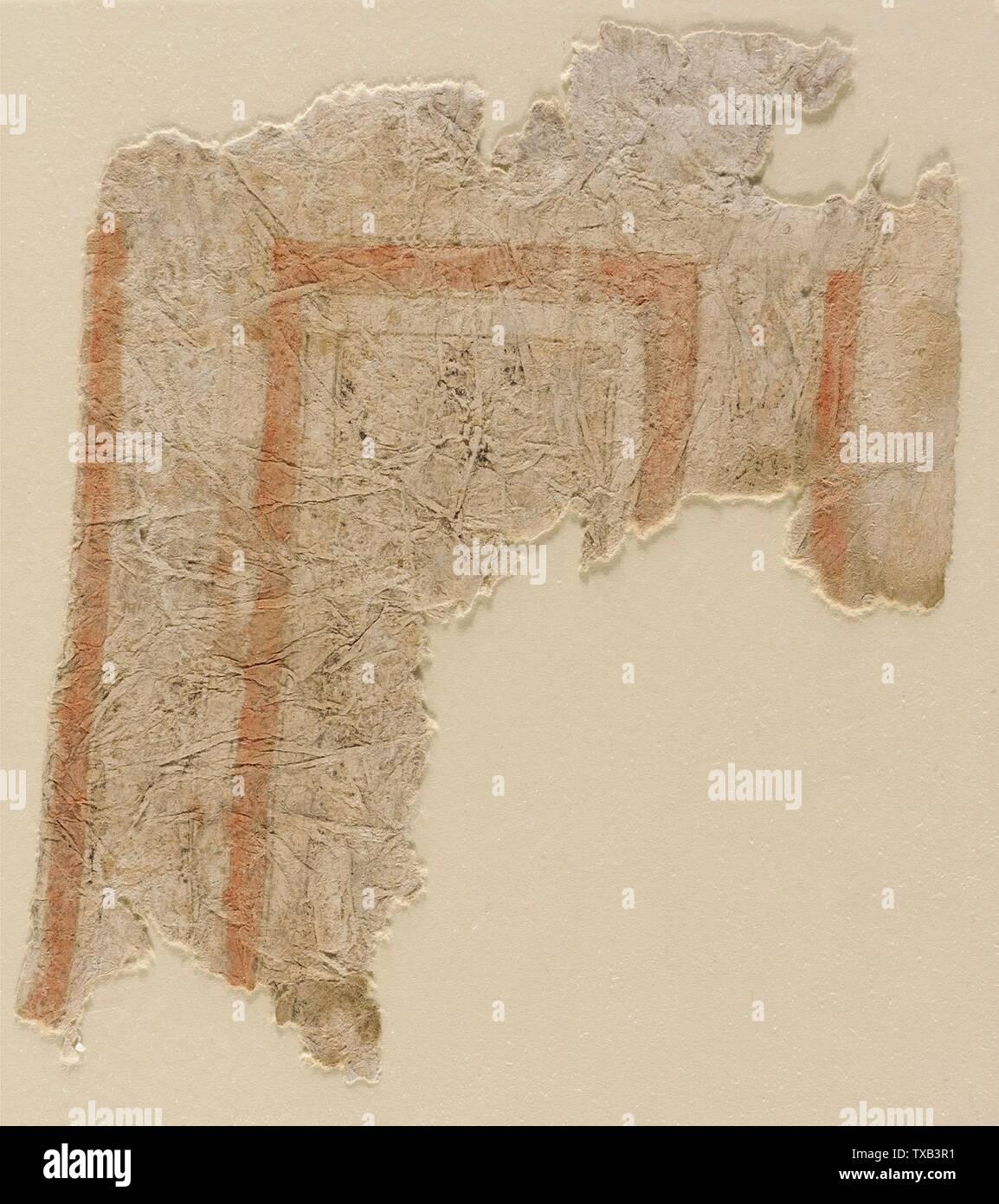 'Peinture; Anglais: Égypte, 1000-1250 Peintures Encre et couleurs sur papier La Madina Collection de l'Art Islamique, don de Camilla Chandler Frost (M.2002.1.656) L'Art Islamique; entre 1000 et 1250:P571 QS date,+1500-00-00T00:00:00Z/6,P1319,+1000-00-00T00:00:00Z/9,P1326,+1250-00-00T00:00:00Z/9; ' Photo Stock