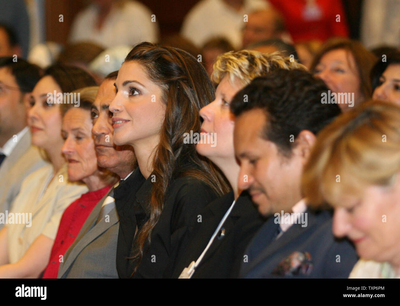 Rania C Banque D Image Et Photos Alamy