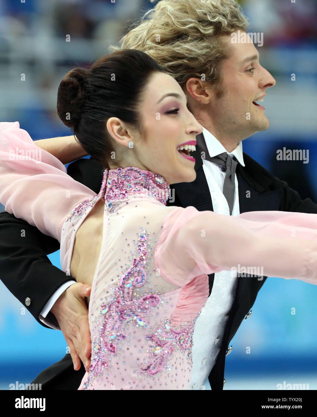 Elena et Nikita patinage datant Christian se mêlent rencontres gratuites