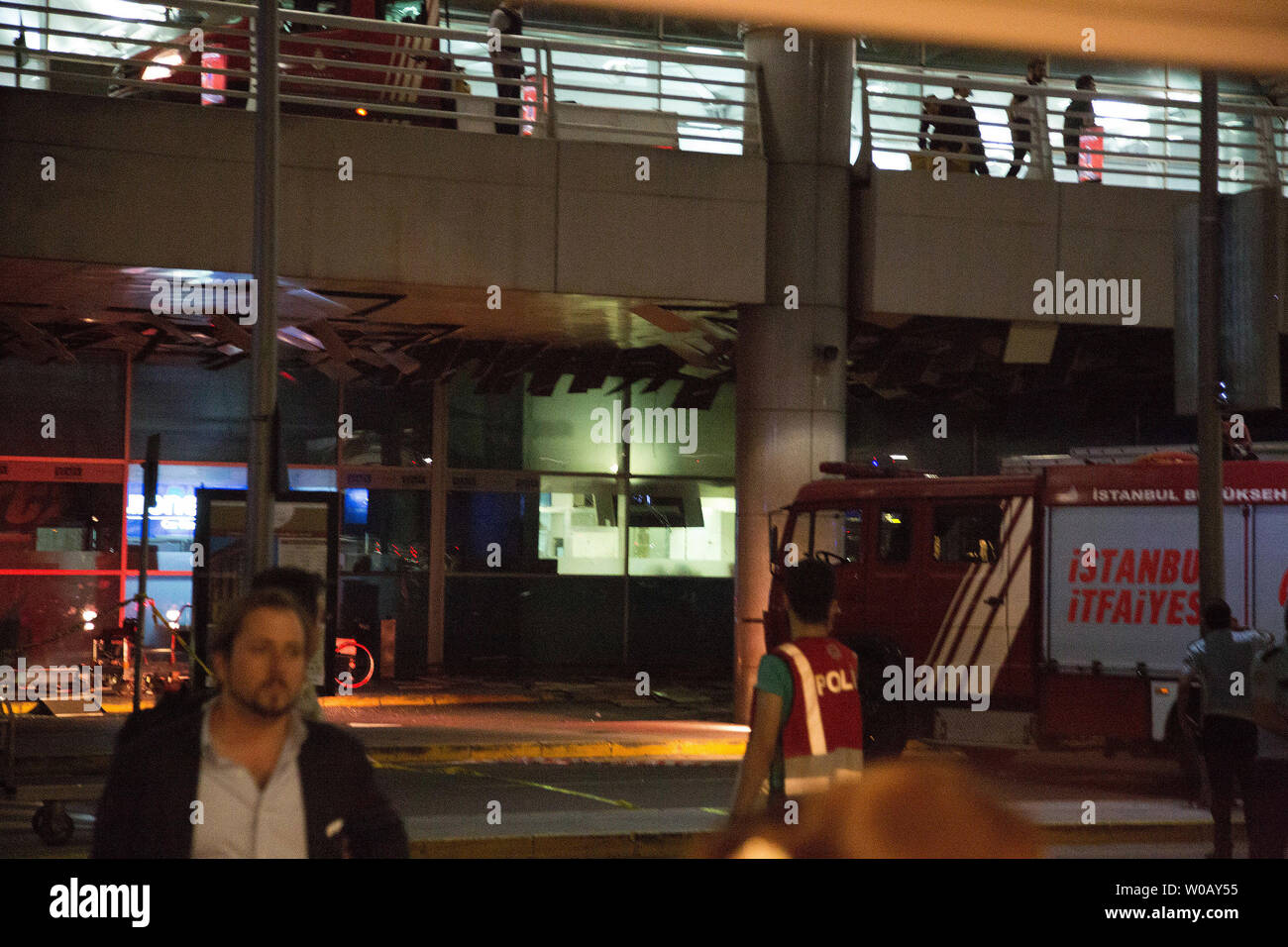 Two Explosions Photos & Two Explosions Images - Alamy