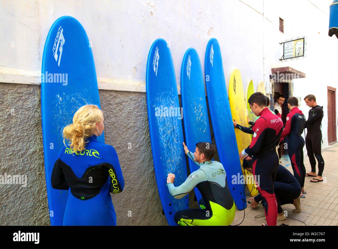 Morocco Surf Banque d'image et photos - Alamy