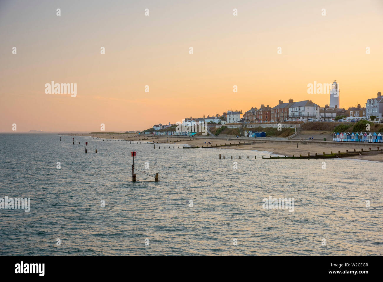Royaume-uni, Angleterre, Southwold, Suffolk Photo Stock