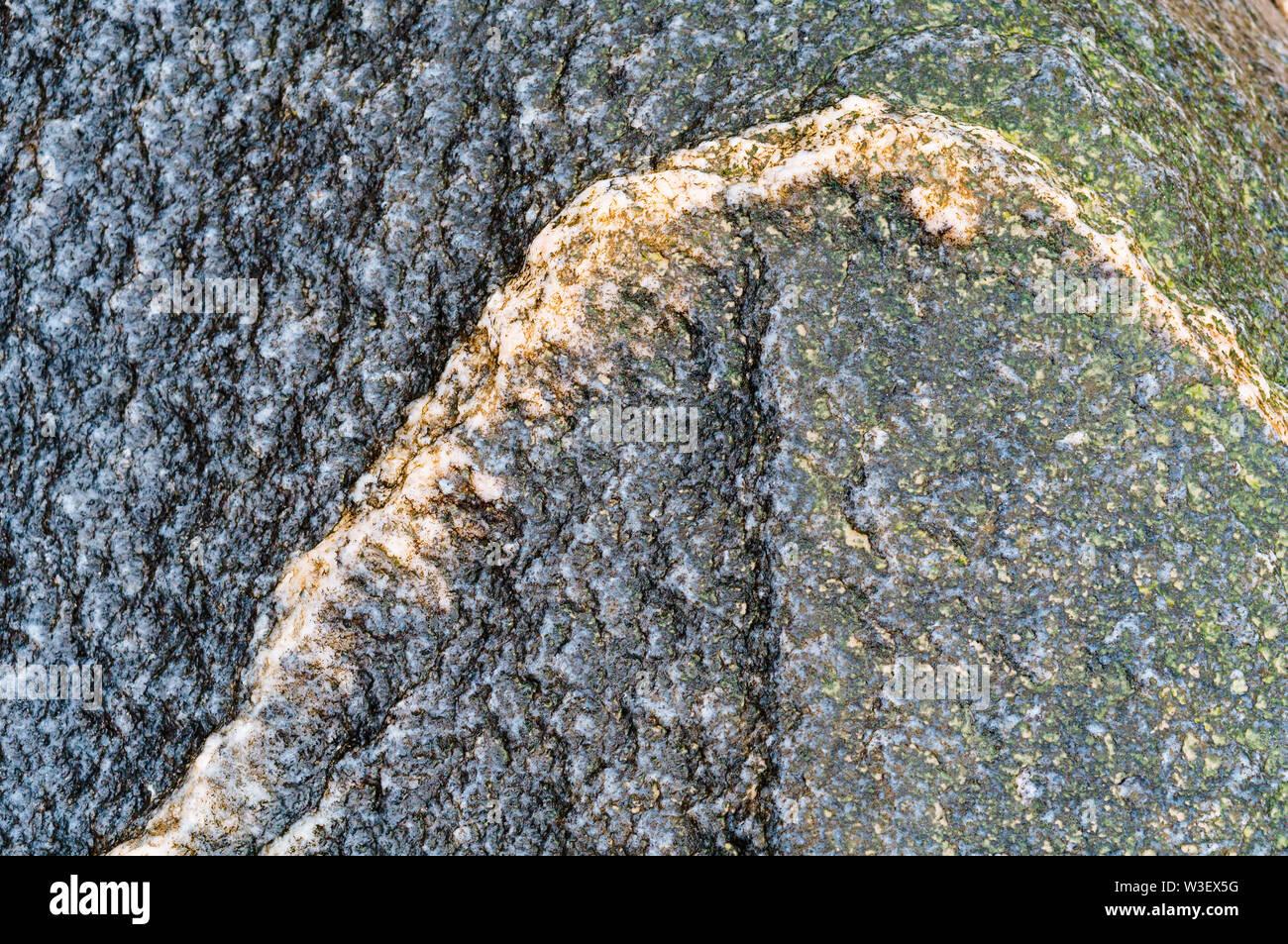 La texture de la pierre, de la mer pierre background Photo Stock