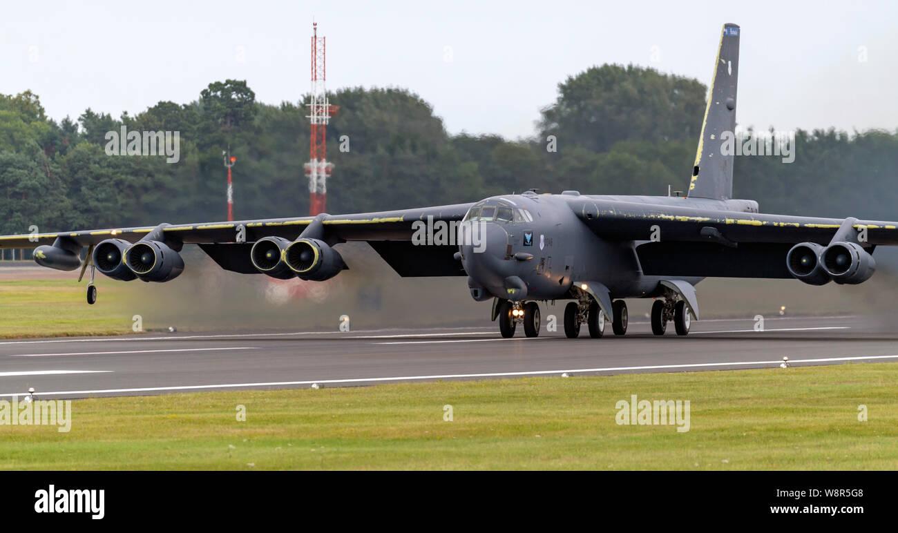 B-52H Stratofortress au Royal International Air Tattoo 2019 Banque D'Images