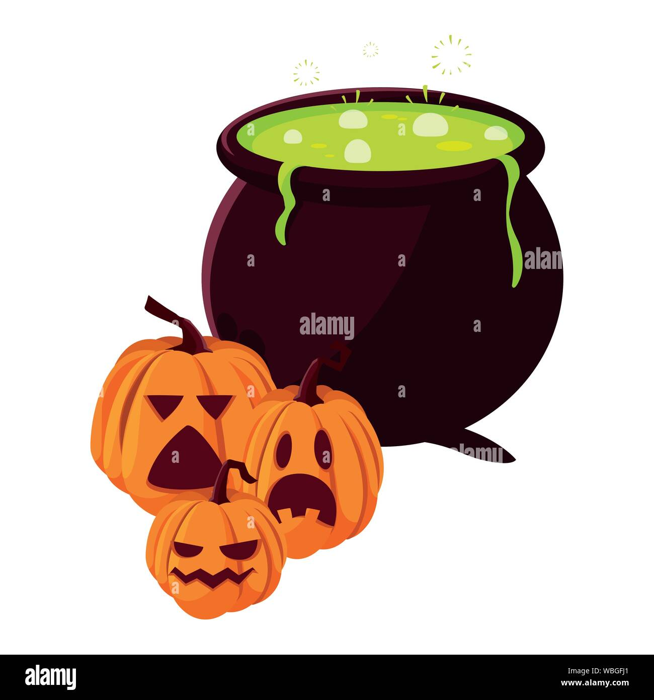 Halloween Witch Broomstick Cauldron Photos Halloween Witch