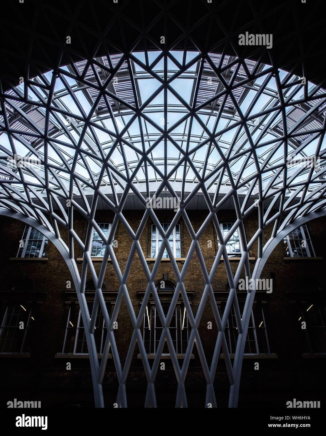 Structure moderne Banque D'Images