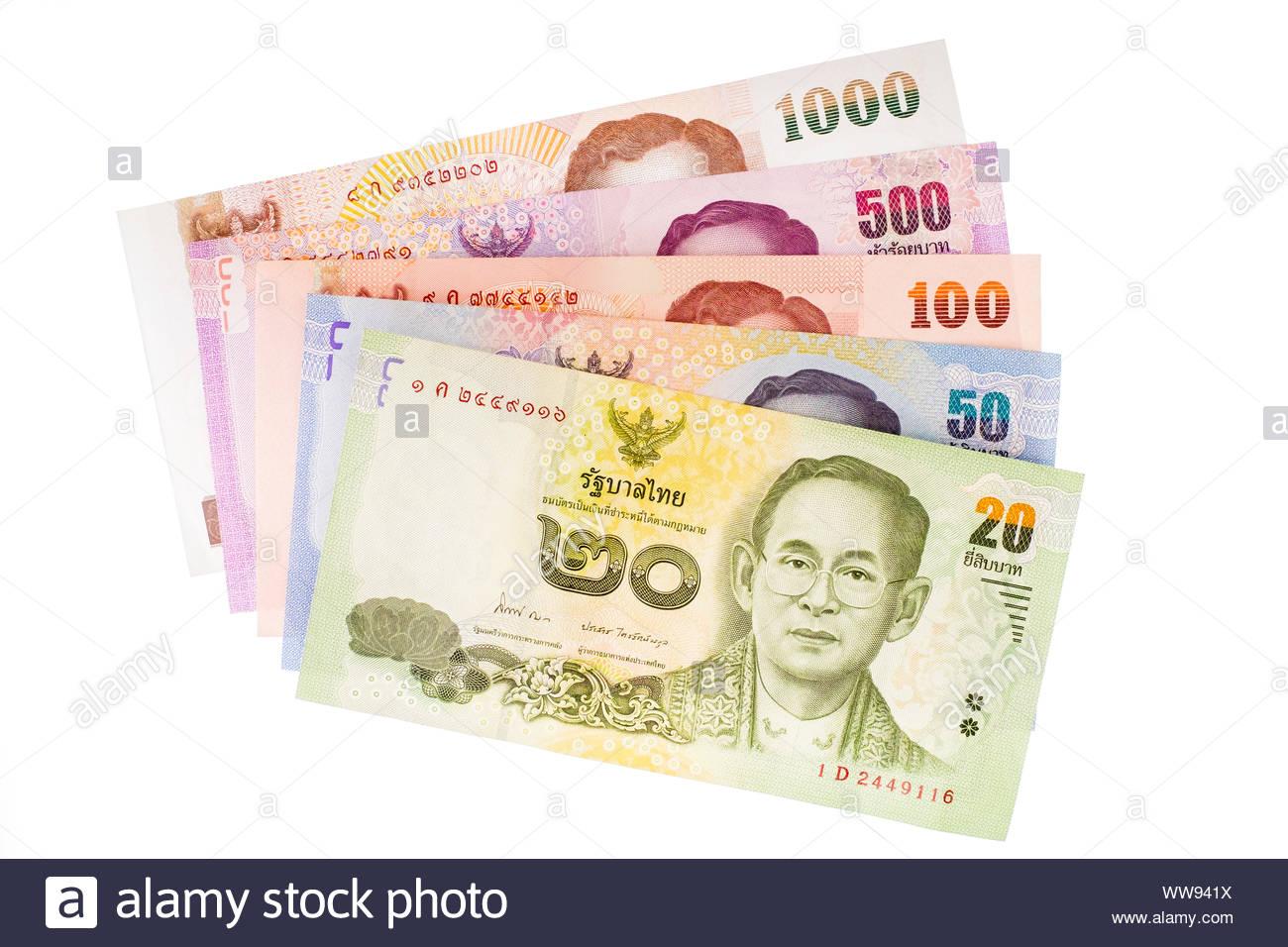 Thai Baht Currency 20 Baht Photos Thai Baht Currency 20 Baht
