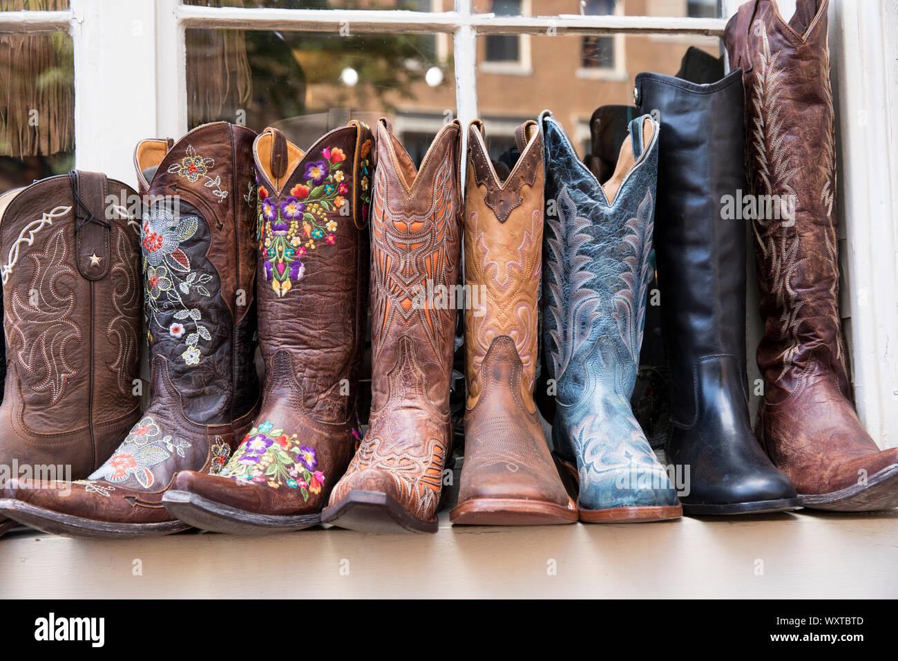 hot product exquisite design wide varieties Leather Cowboy Boots Photos & Leather Cowboy Boots Images ...