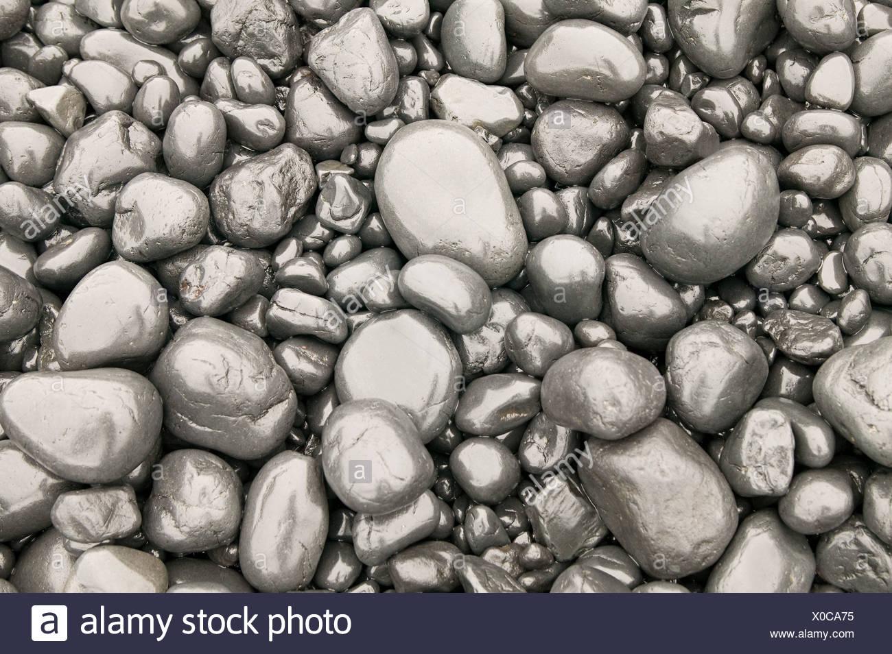 Grey Pebbles Photos & Grey Pebbles Images - Alamy