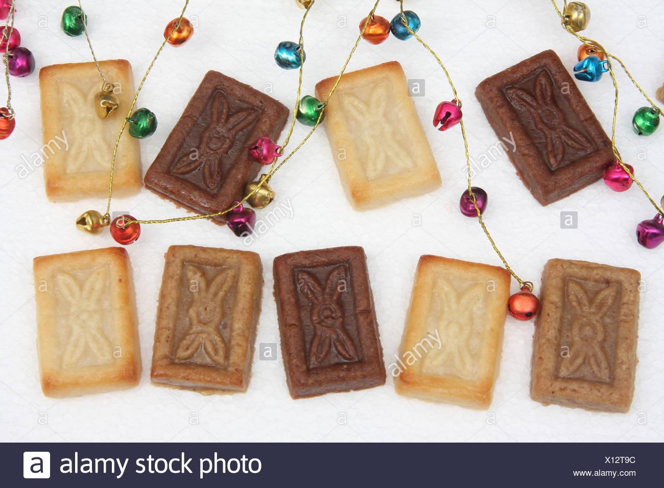 Suisse, Zurich, spécialité Leckerli, pâtisserie, gâteau, de l\u0027alimentation,  l\u0027alimentation, de l\u0027alimentation, des biscuits, cookies, Lindt et  Sprungli,