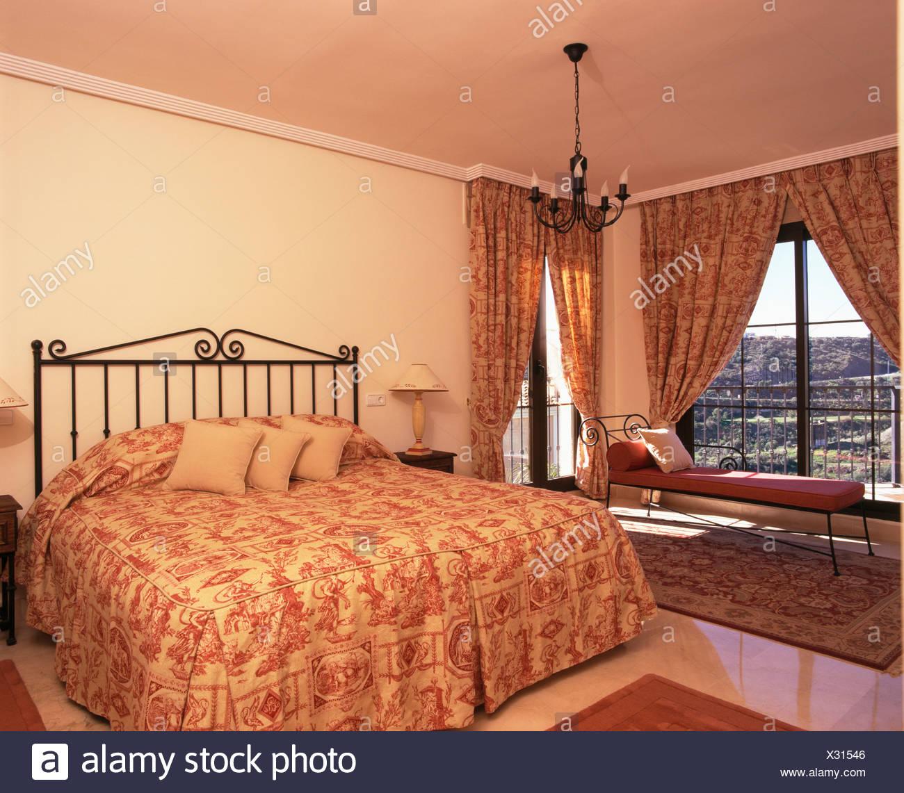 Chambre En Espagnol: Toile De Jouy Curtains Photos & Toile De Jouy Curtains