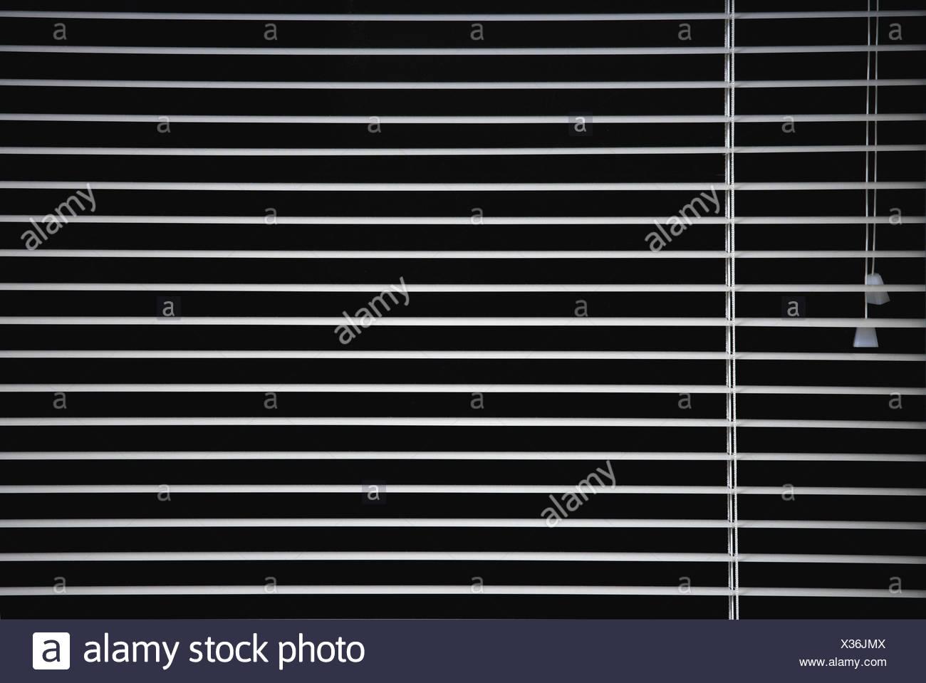 Couvre-fenêtre Photo Stock
