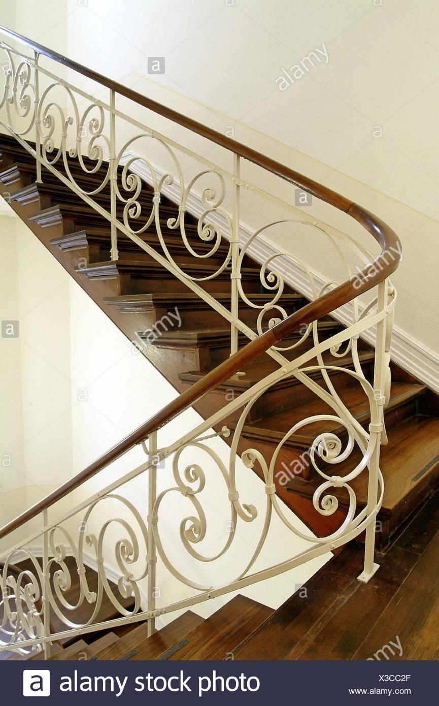 Escalier En Bois, Escalier, Mains Courantes, Escaliers, Escaliers, Décorer  à Lu0027intérieur, La Réception De ...