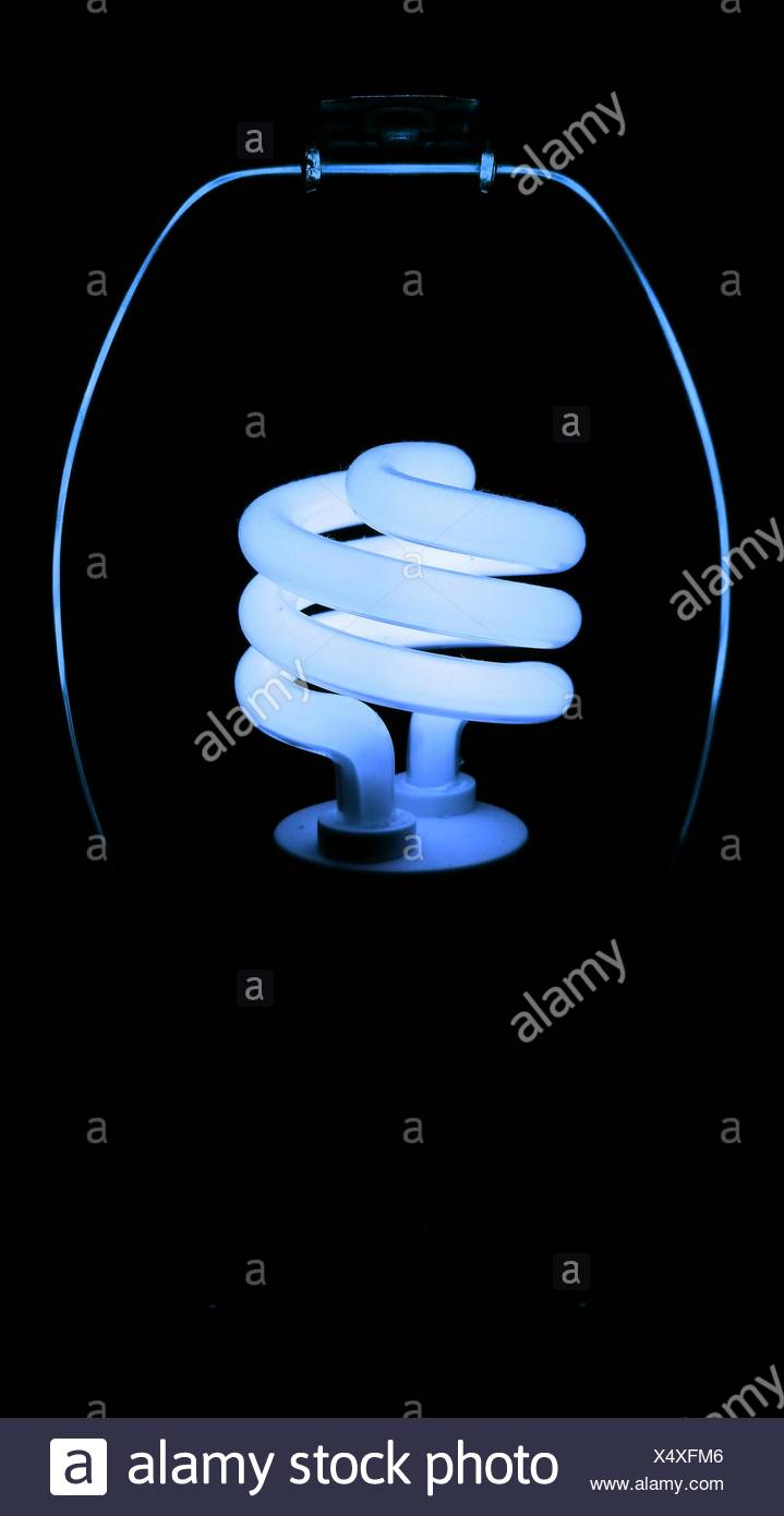 Close Up of Light Bulb Photo Stock