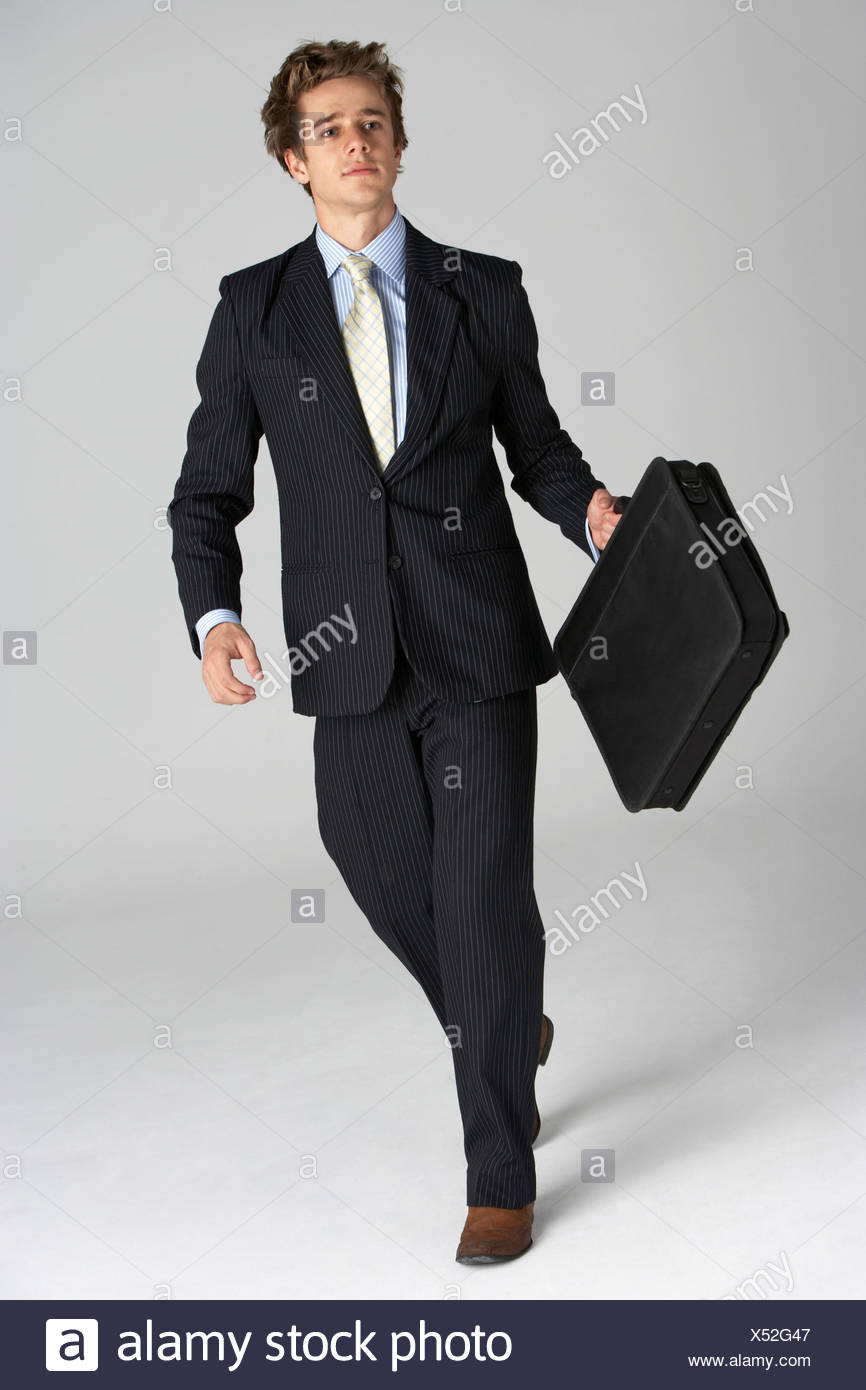 Portrait Of Businessman Photo Stock