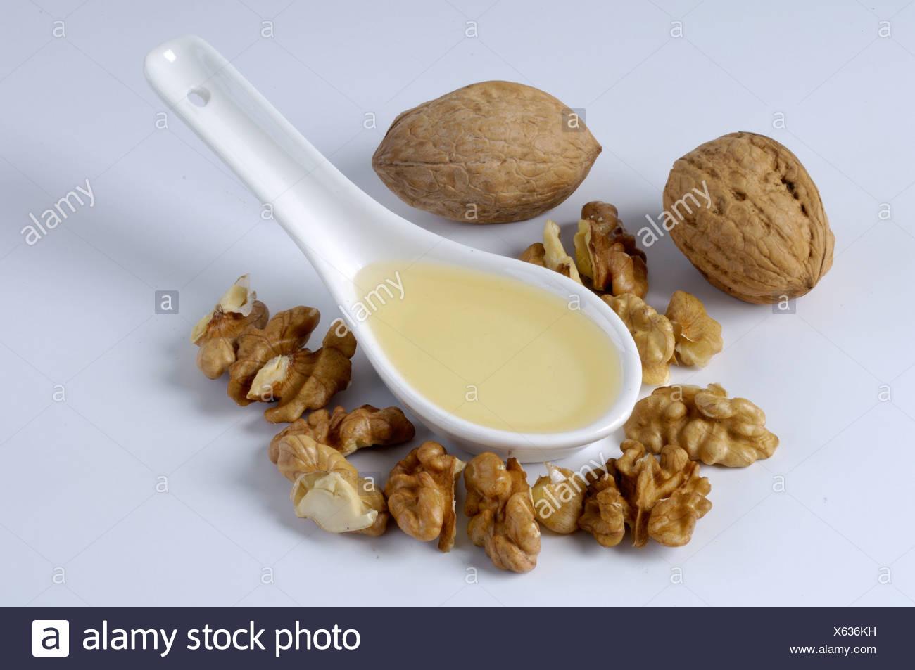 huile de noix anglais