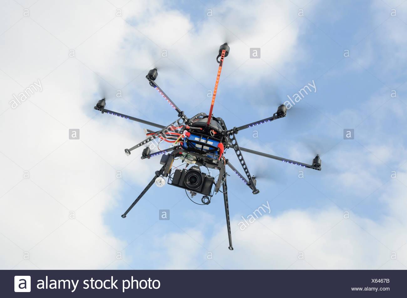 drone parrot follow me