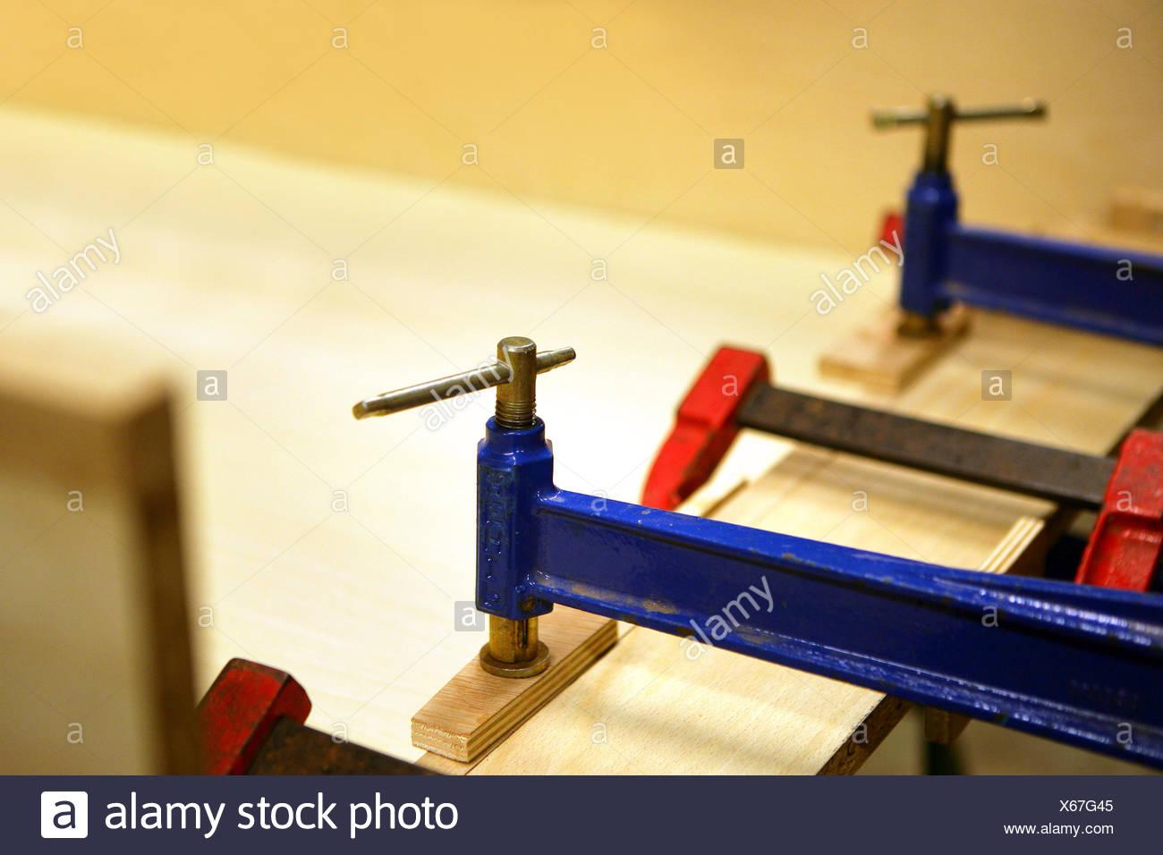 Outil,object,pompe de serrage Photo Stock