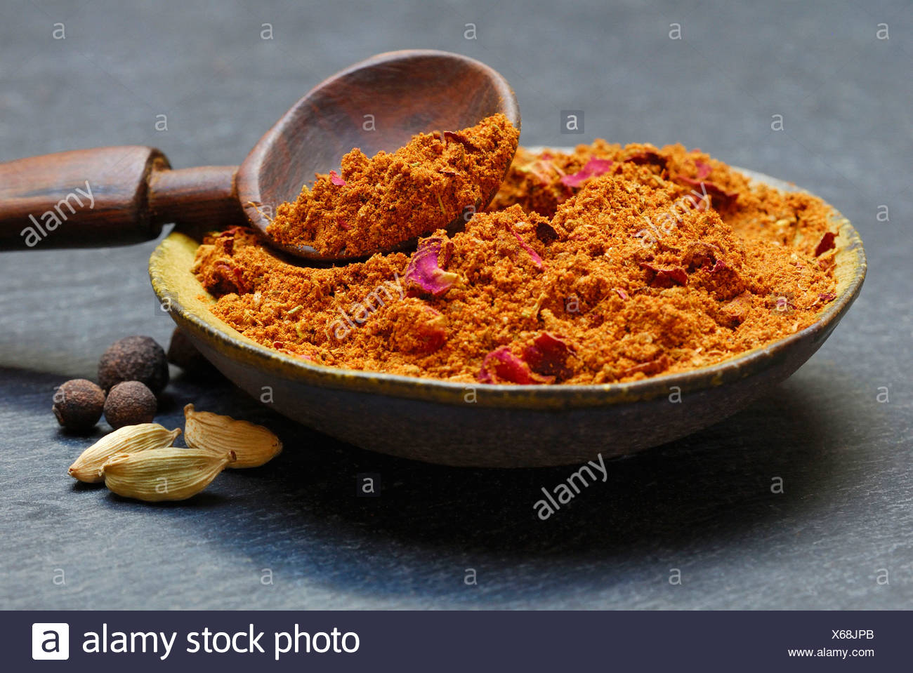 Ras el-Hanout Photo Stock