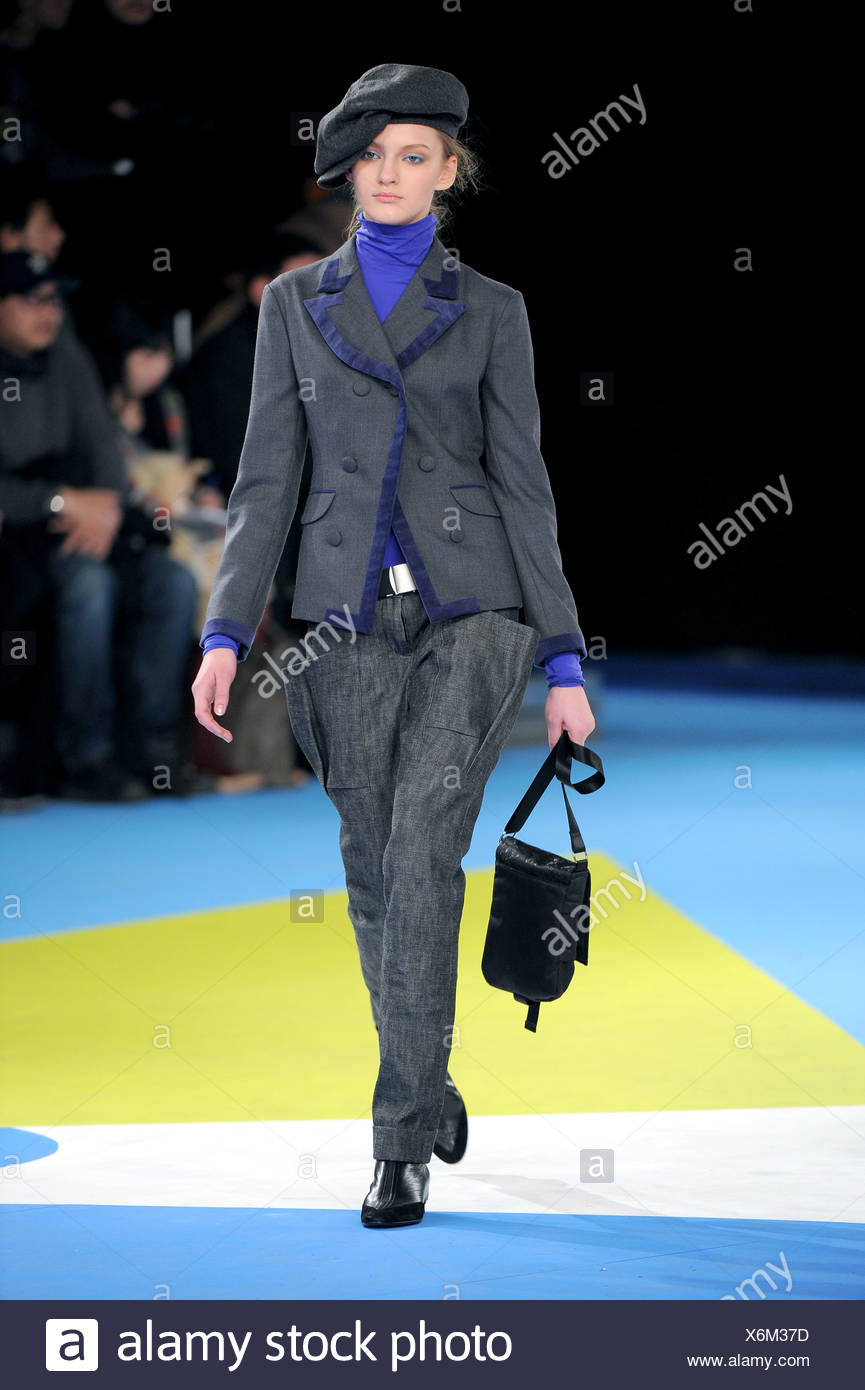 Adidas Yohji Yamamoto New York Prêt à Porter Automne Hiver