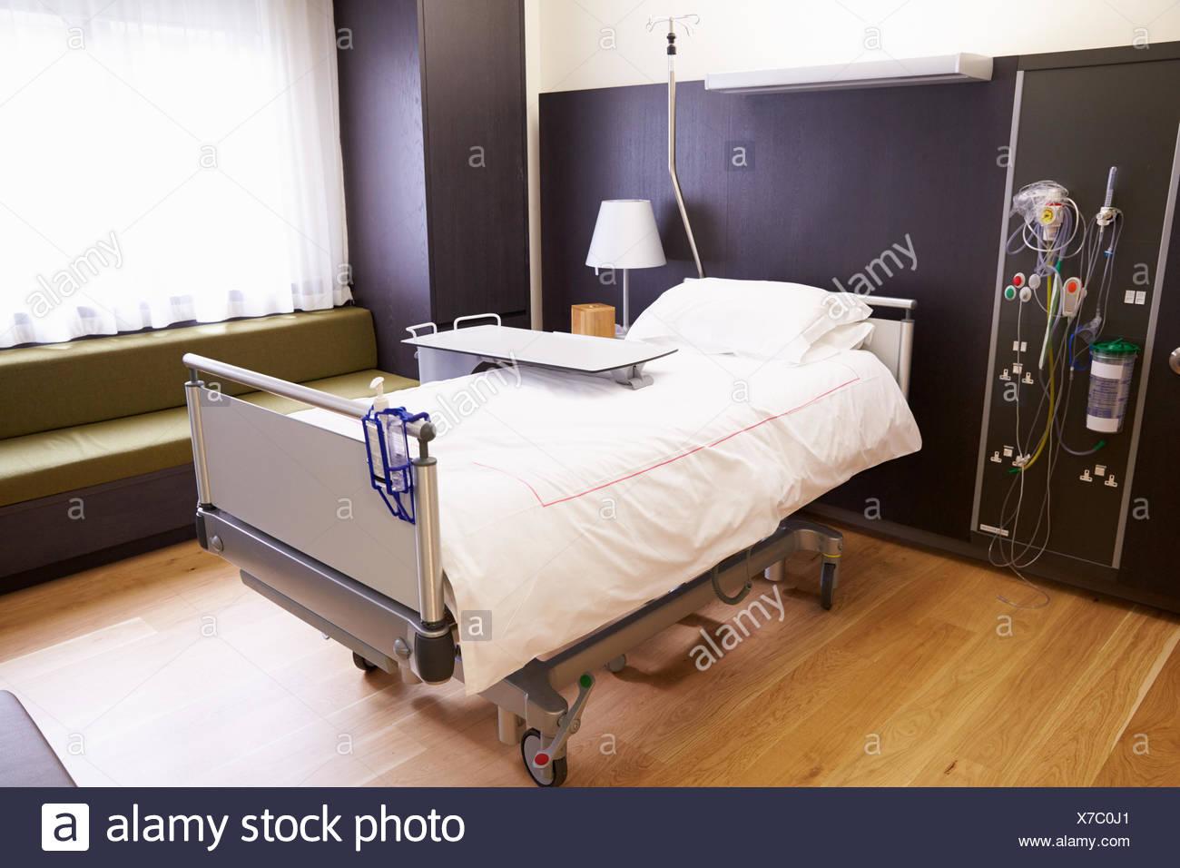 Patient Vide Chambre à Lu0027hôpital Moderne