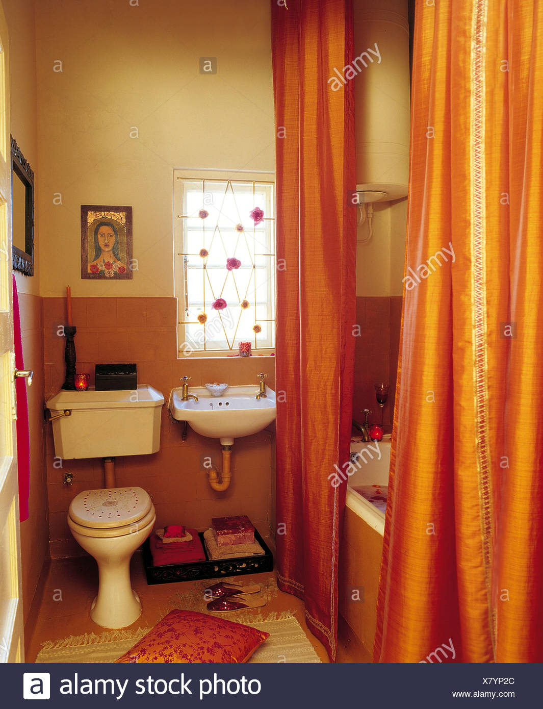 Vraies MAISONS : FORPeaceful Bains Oasis Makeover Petite ...