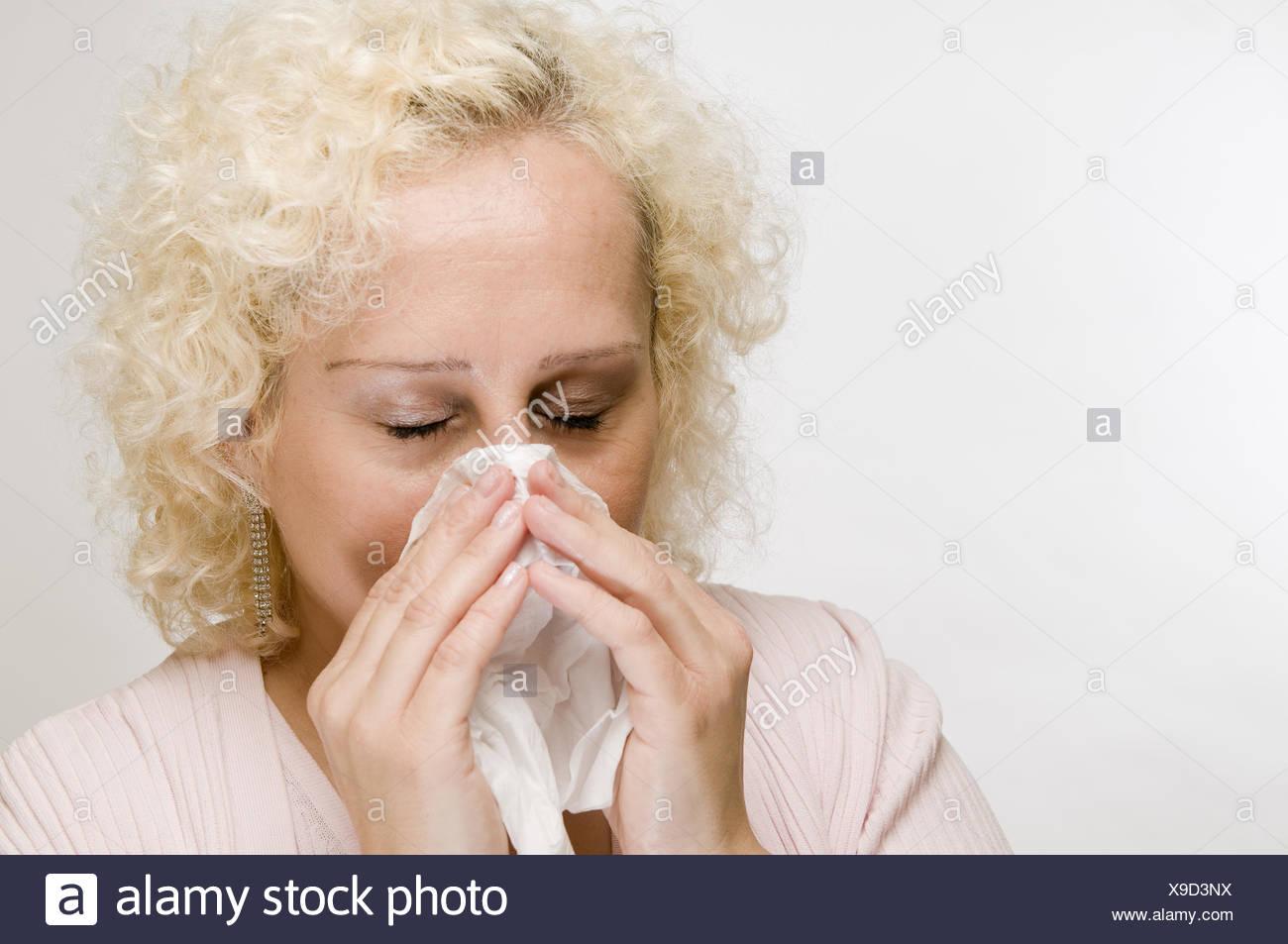 Menschliche Nase Photos & Menschliche Nase Images - Alamy