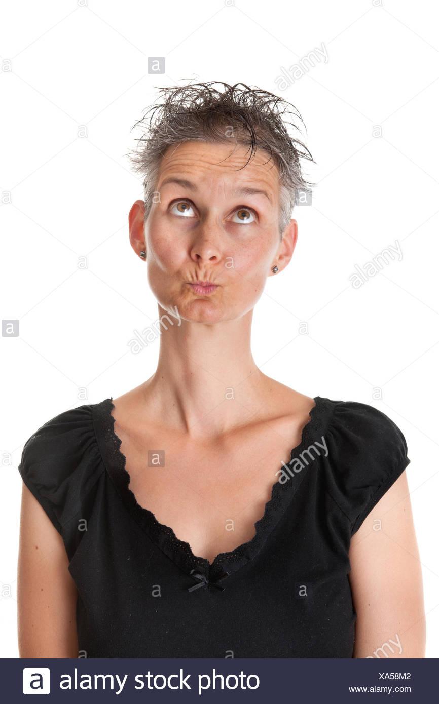 Frau frisur haarausfall Haare: Haarausfall: