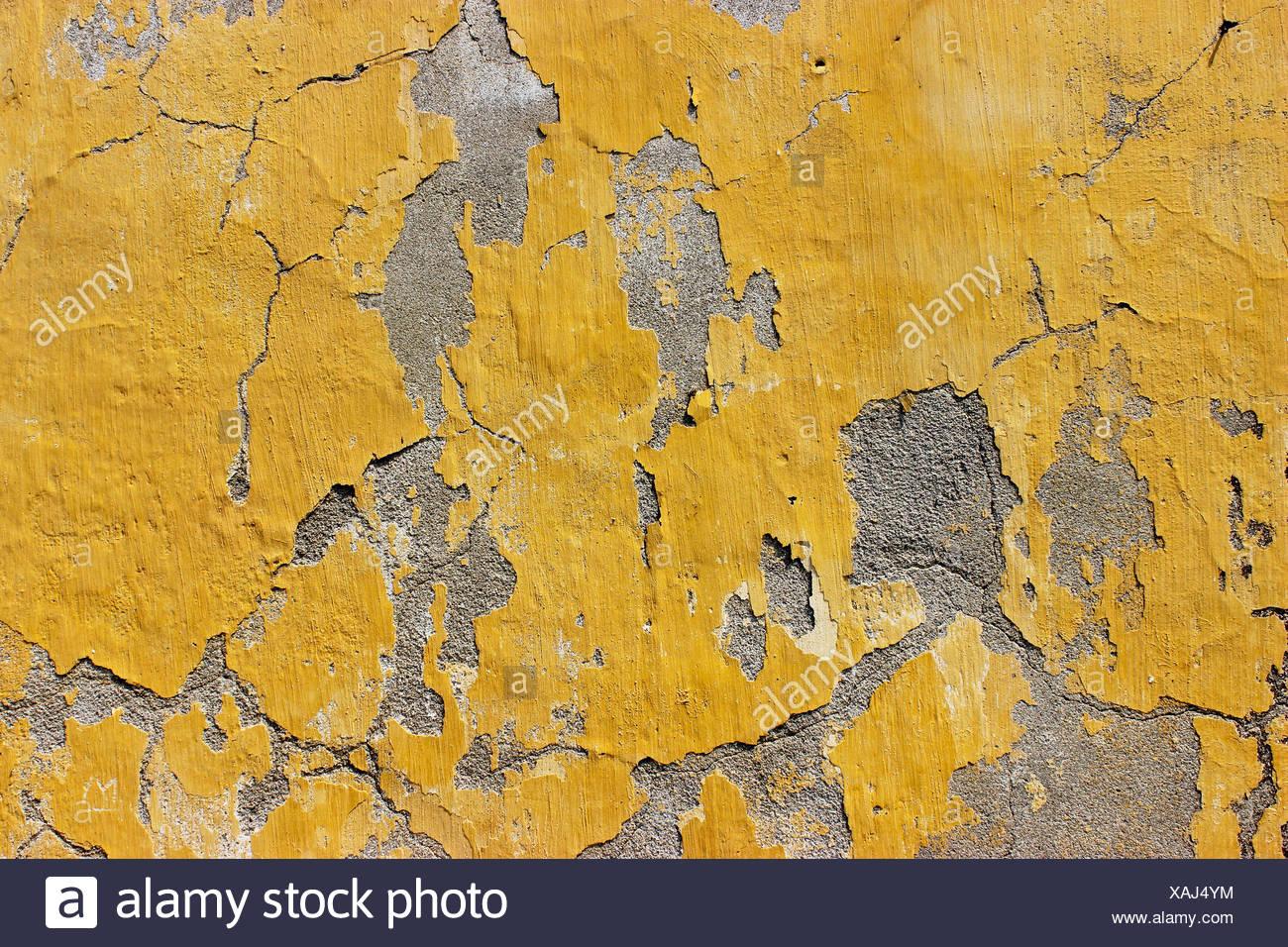 La Couleur Pierre Rugueux Plâtre Mur Decay Dégradés