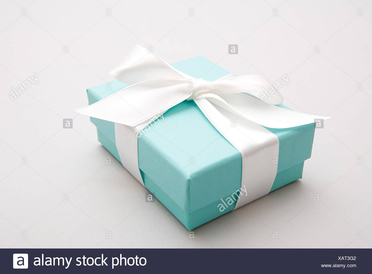 Un cadeau Photo Stock