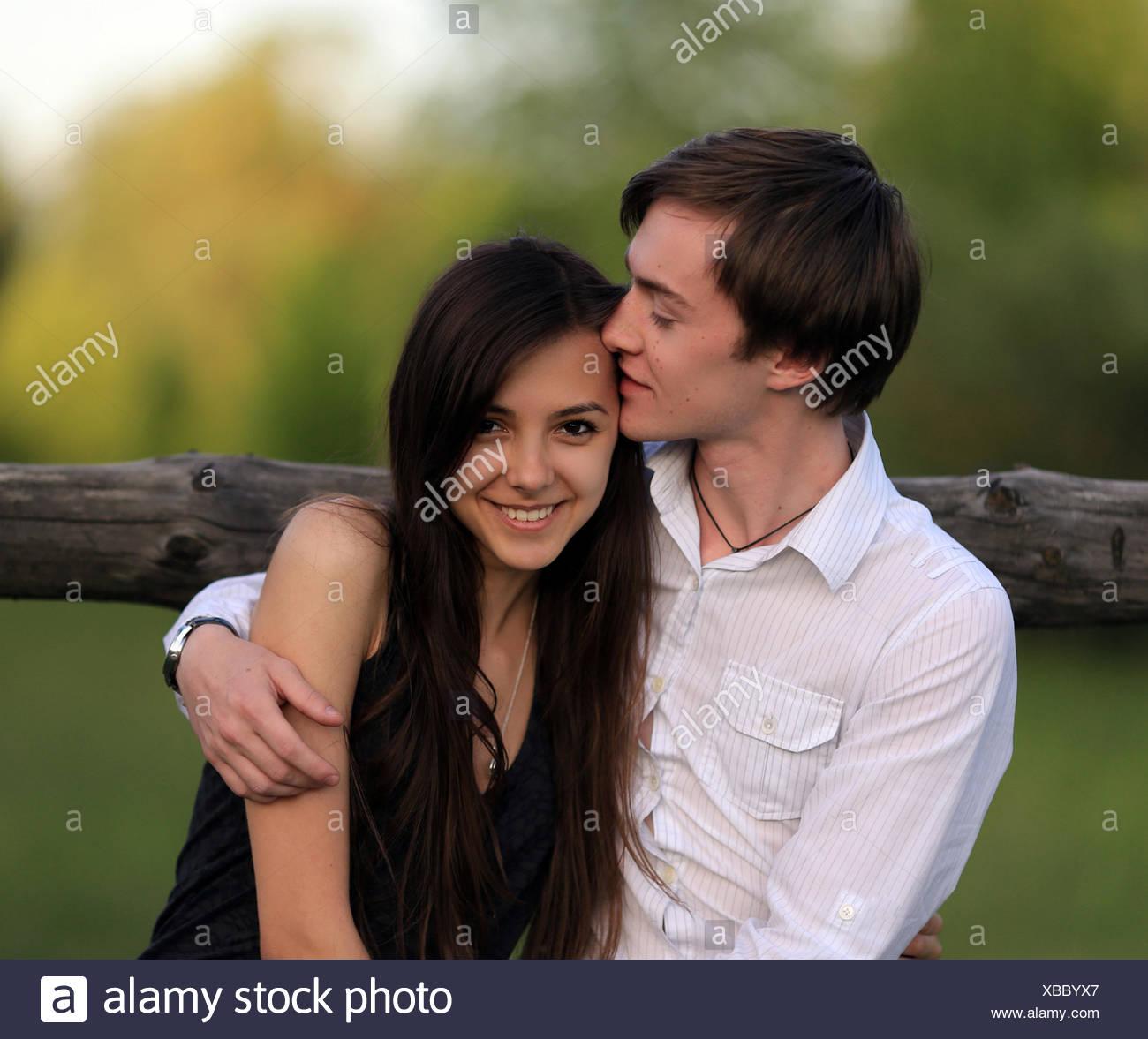 Quand embrasser une fille de votre datation