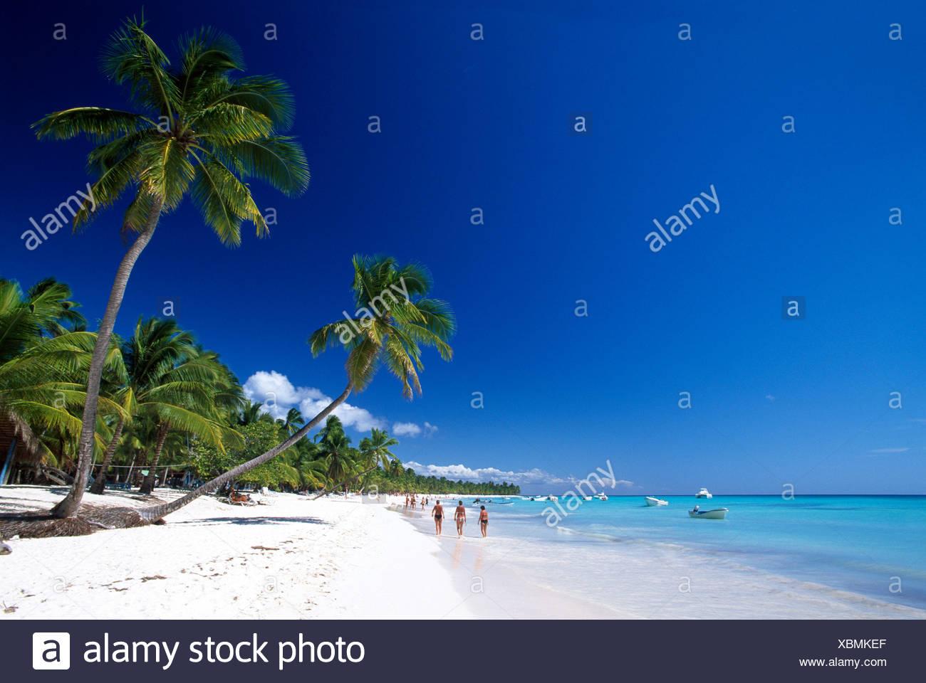 À l'extérieur, la cathédrale, le dôme, REP, la République dominicaine, à l'extérieur, à l'extérieur, island, l'île de Saona,, Isla Saona, Caraïbes, Antilles, Photo Stock